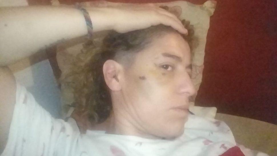 Mujer vive aterrada por su ex esposa