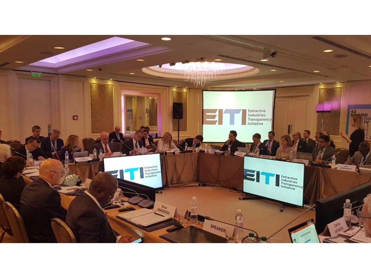 Argentina fue aceptada como miembro de la EITI