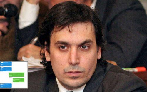 """""""Dame merca que me ocupo"""": los diálogos por Whatsapp de Marcelo D'Alessio con el fiscal"""