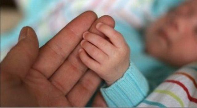 Salvaron al bebé más chiquito del mundo