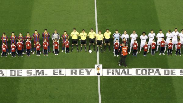 Real Madrid-Barcelona: quién gana en el historial de la Copa del Rey