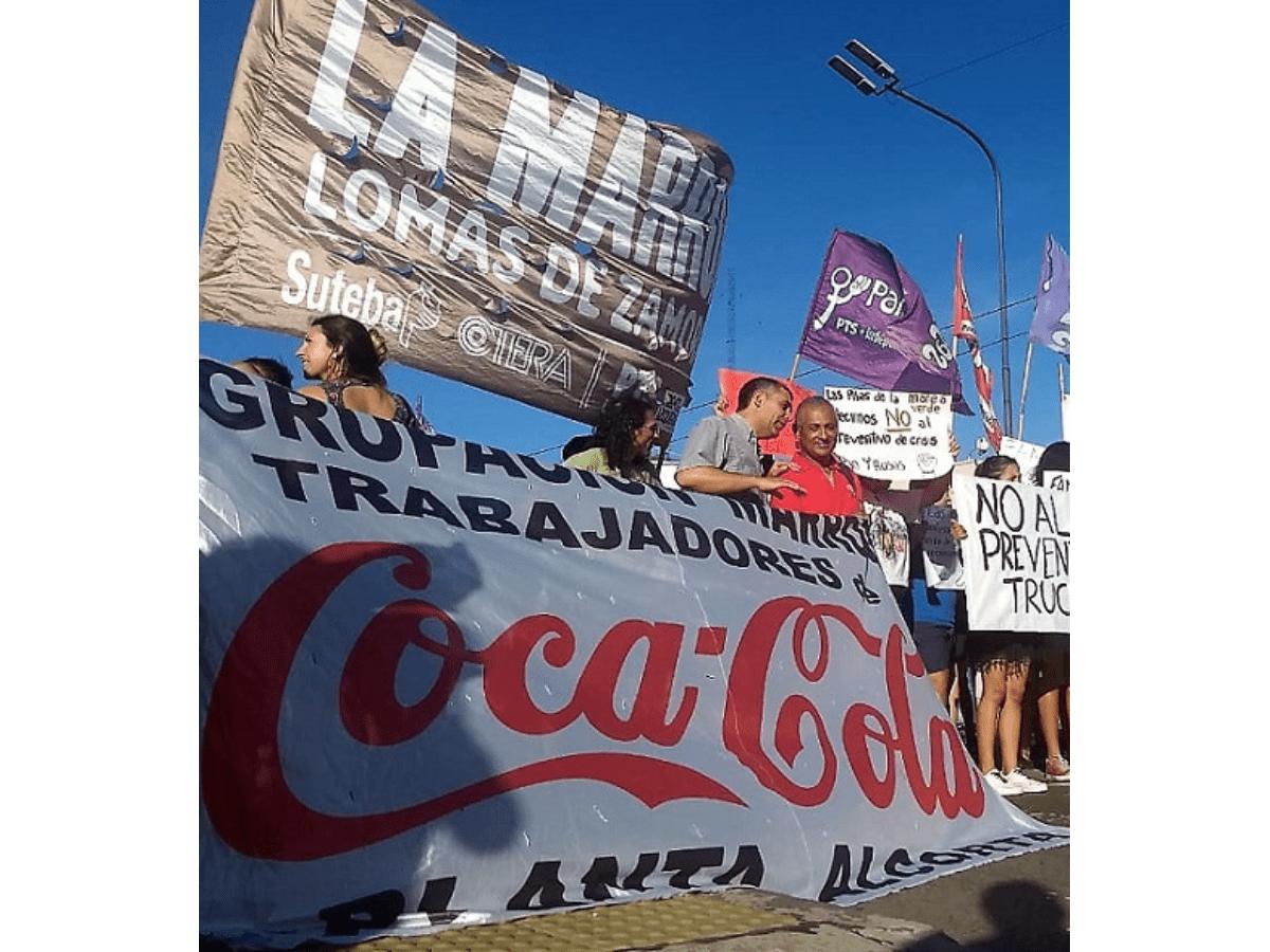 Reprimen a trabajadores de Coca Cola Femsa