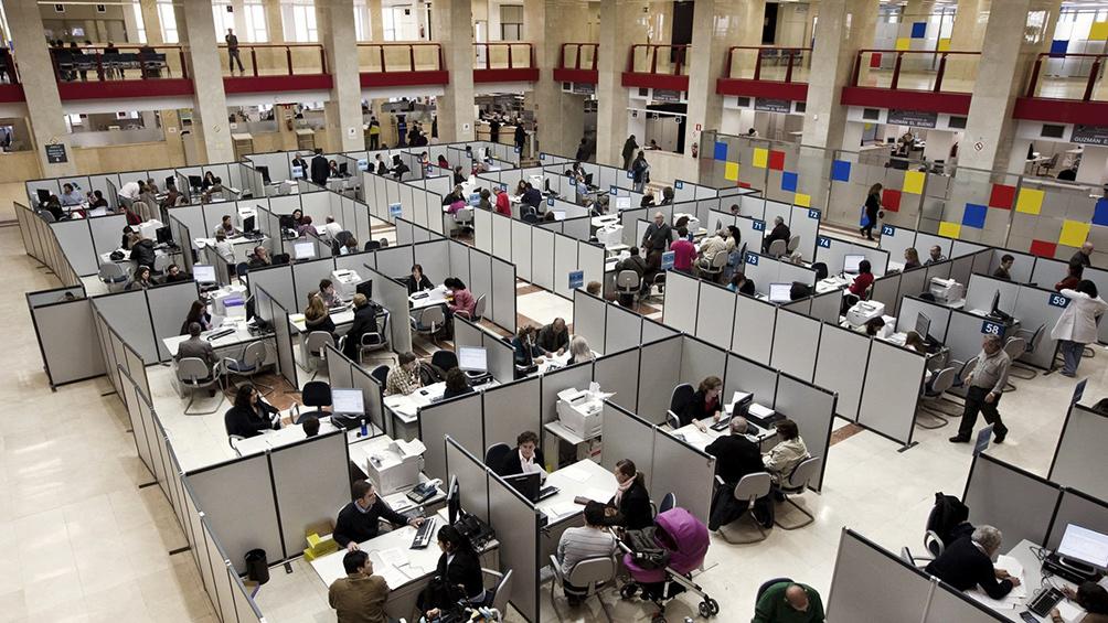 En 2018 se perdieron 191.300 empleos registrados, una caída del 1,5%