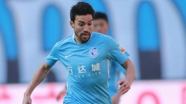 Nicolás Gaitán deja el fútbol chino para desembarcar en Estados Unidos