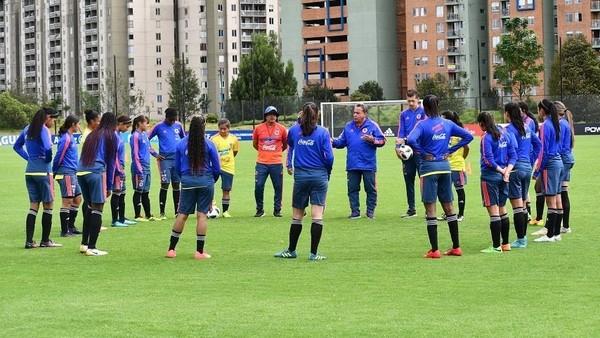 Denuncian acoso sexual en la selección juvenil femenina de Colombia