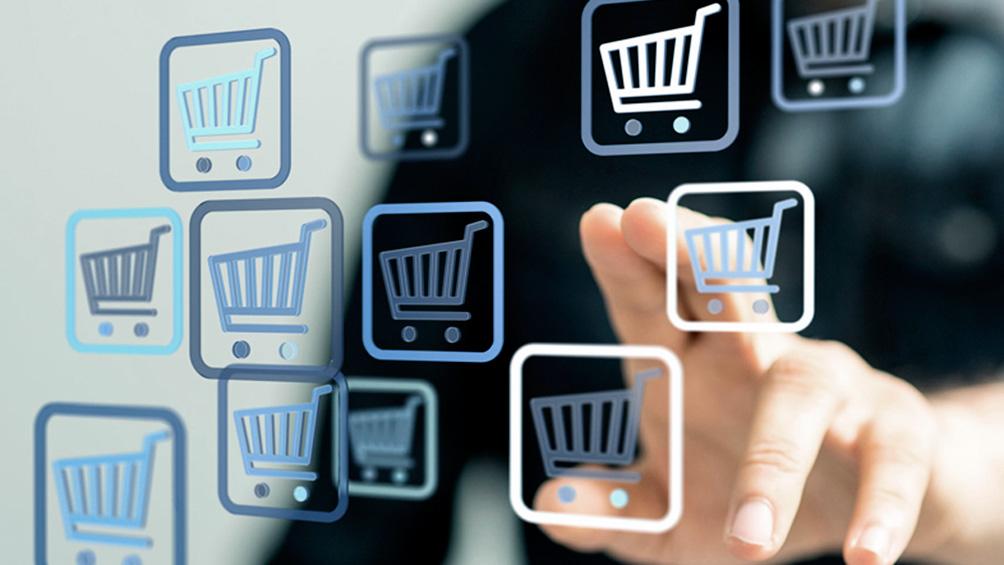El comercio electrónico facturó $843 millones diarios