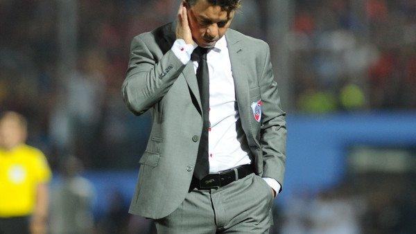 """Marcelo Gallardo: """"No me gusta la comparación con Carlos Bianchi, cada uno tiene su historia"""""""