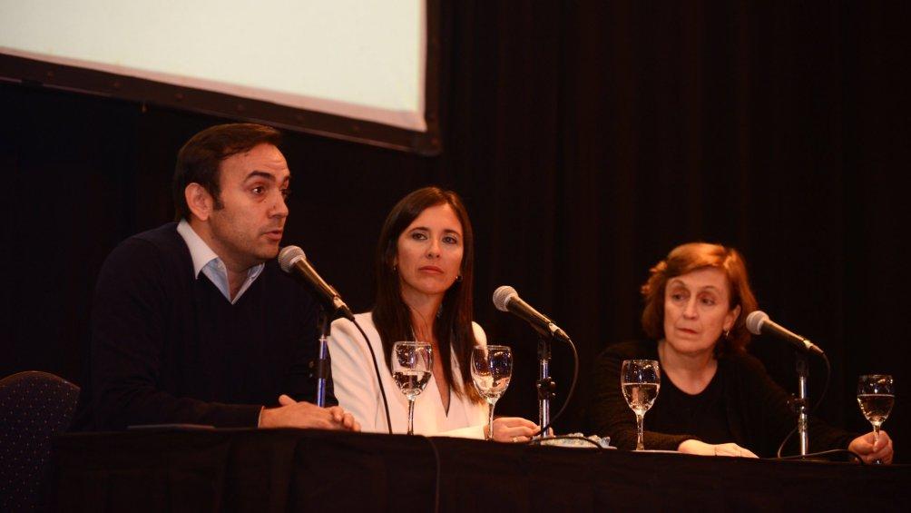 Autocrítica y mensajes de aliento para la campaña, en el encuentro de mujeres del PRO