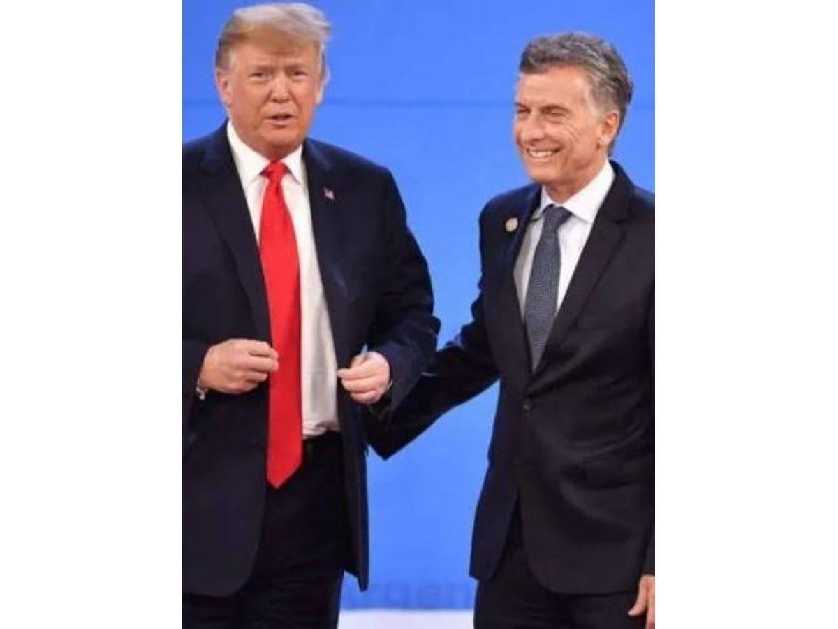 Macri conversó con Trump sobre las últimas medidas económicas