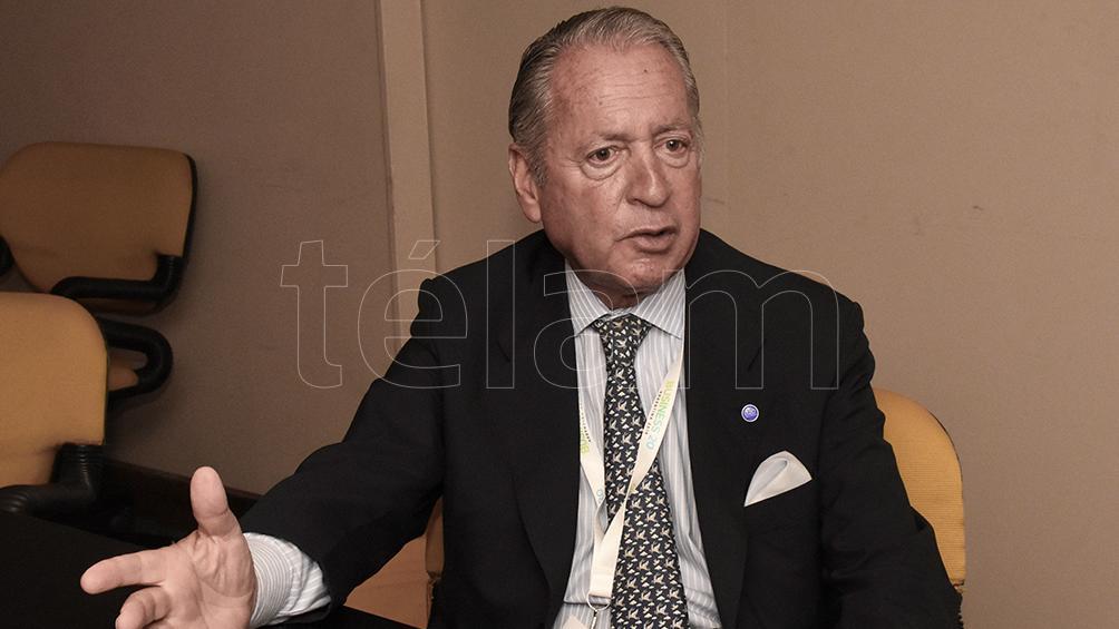 """Para Funes de Rioja, """"hacen falta consensos básicos"""" para estabilizar el país"""