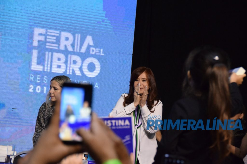 Cristina Kirchner presentará hoy en La Plata su libro Sinceramente