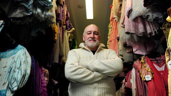 Aníbal Duarte: el ángel guardián del placard del Teatro San Martín