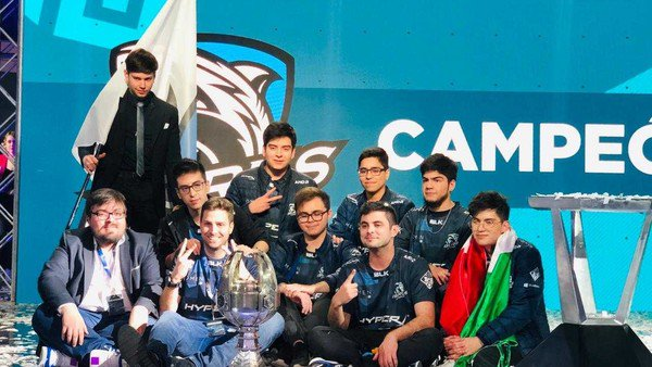 "Isurus Gaming se quedó con la ""Copa Libertadores"" de League of Legends y clasificó al Mundial"