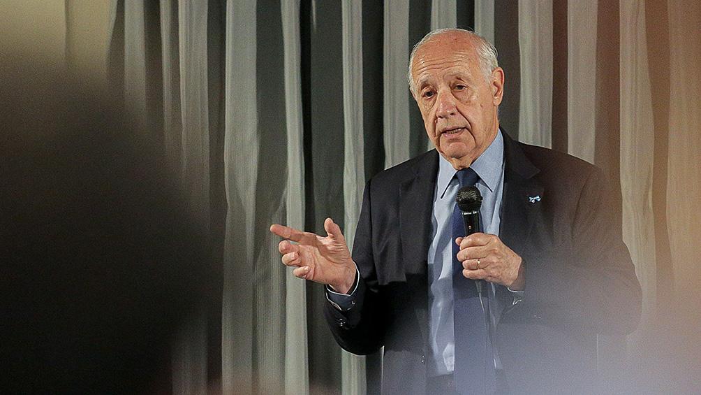 Lavagna va al Consejo Económico y Social de la Ciudad para debatir las nuevas medidas económicas