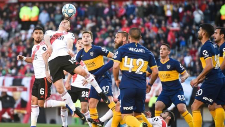 River y Boca empataron sin goles en la Superliga