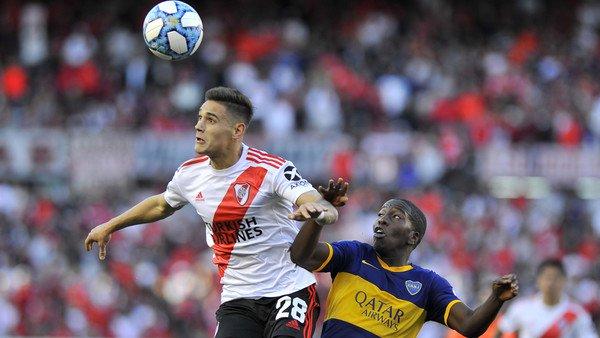 El 1×1 de River: de la solvencia de Martínez Quarta y Enzo Pérez a la falta de profundidad ofensiva