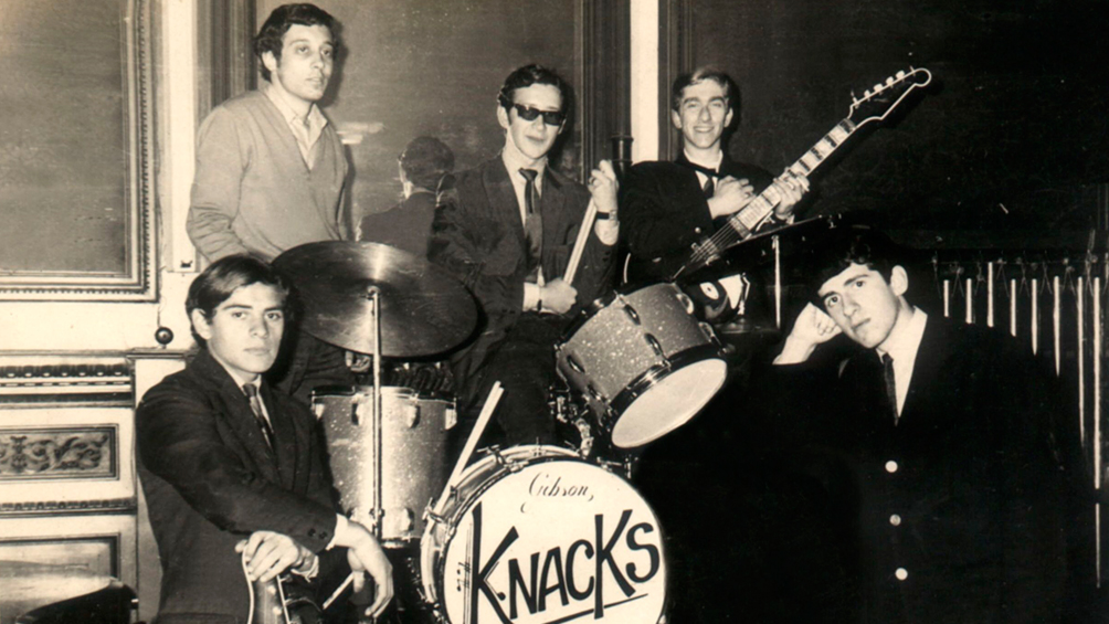 Un documental rescata a los Knacks, banda del beat fundacional argentino