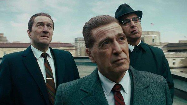 """¿Por qué """"El irlandés"""" se verá en pocos cines en la Argentina?"""