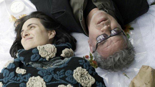 Jean-Pierre Noher y Julieta Díaz: Pareja en disolución