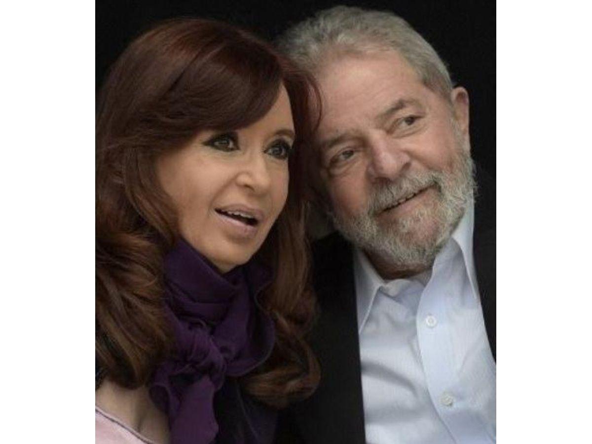 Alberto Fernández y Cristina Kirchner celebraron la liberación de Lula