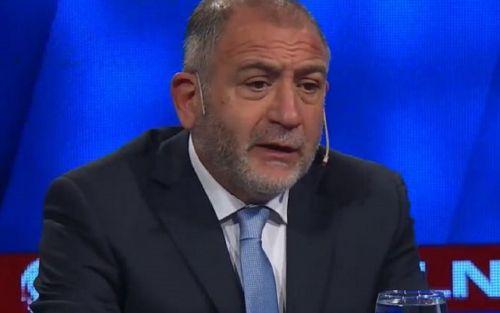 """Luis Juez: """"Todos los políticos tenemos en el armario un cadáver, pero lo de Fernández es una morgue"""""""