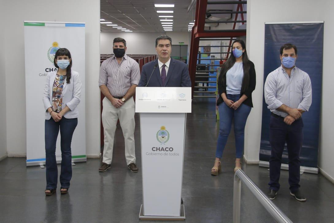 El gobernador anunció la creación de mil empleos en el Call Center Konecta