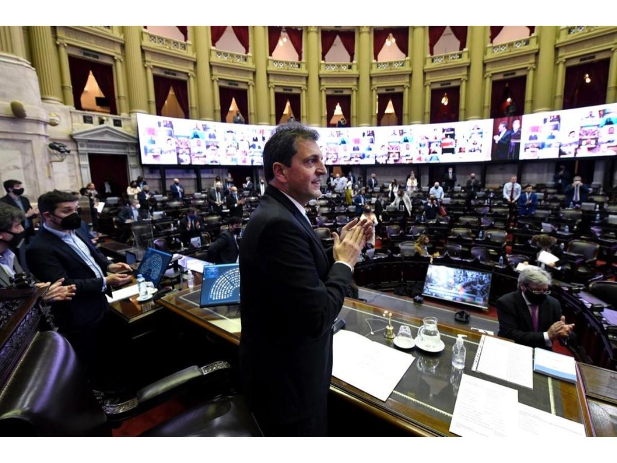 Diputados comenzó el debate del proyecto del Presupuesto 2021