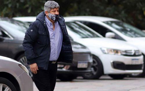 """Pablo Moyano a Horacio Rodríguez Larreta: """"Que no le toque un peso a camioneros"""""""