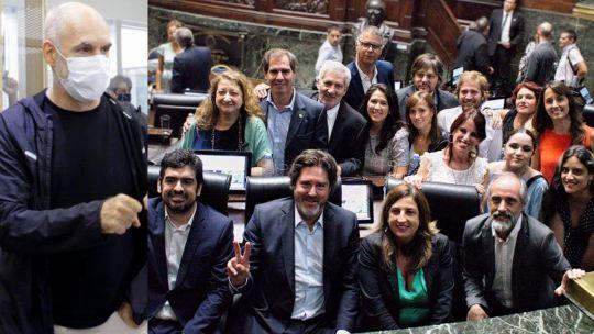 """diputados-del-fdt-apuntaron-contra-rodriguez-larreta:-""""lo-conducen-los-que-no-gobiernan"""""""