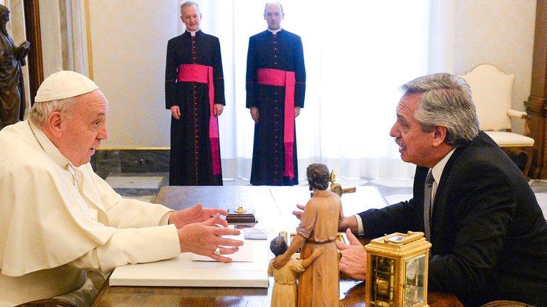 el-presidente-confirmo-su-gira-por-europa:-ira-con-martin-guzman-y-visitara-al-papa-francisco