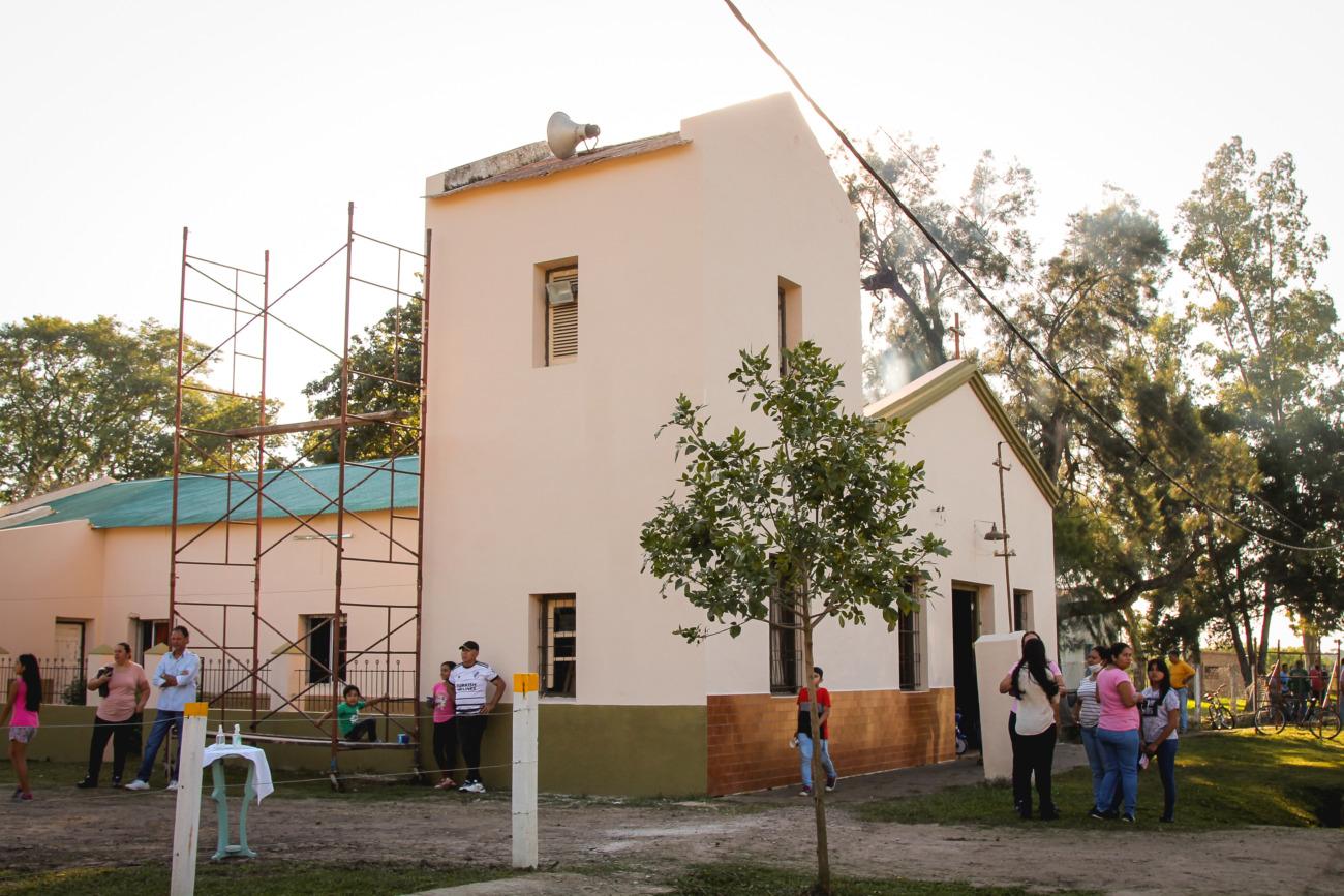 """la-municipalidad-de-resistencia-reacondiciona-la-capilla-""""cruz-de-los-milagros"""""""