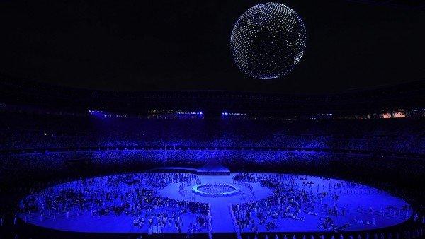 el-impactante-show-de-1.800-drones-que-se-hizo-viral-durante-la-apertura-de-los-juegos-olimpicos
