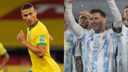 """richarlison-reaparecio-tras-el-show-de-messi-y-dejo-un-mensaje:-""""el-mejor-del-mundo-es-brasileno"""""""