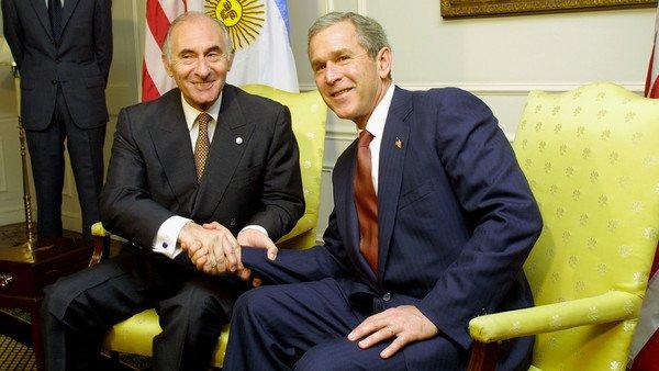"""""""la-argentina-es-la-ultima-prioridad"""",-la-frase-del-gobierno-de-george-w.-bush-que-se-oyo-tras-el-11-s"""