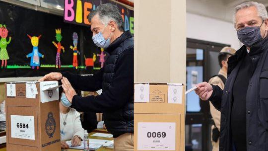 investigan-por-que-las-urnas-donde-votaron-alberto-fernandez-y-macri-tenian-la-faja-rota