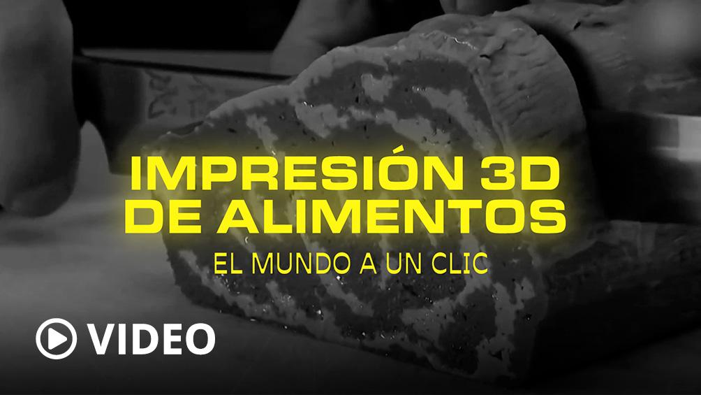 """la-industria-alimenticia-ya-piensa-en-""""recetas-digitales"""",-basadas-en-impresion-3d"""